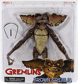 Gremlins 7-inch Figure Series 2 - Brown Gremlin Figurines and Sets