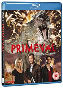 Primeval: The Complete Series 5 Blu-ray