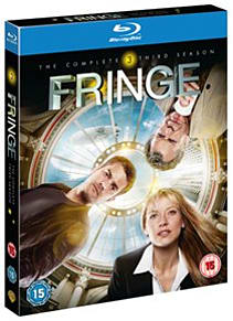 Fringe: Season 3 Blu-ray