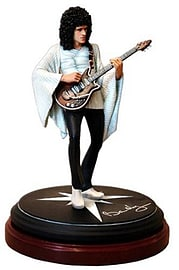 Queen Brian May Limited Edition Figurines and Sets