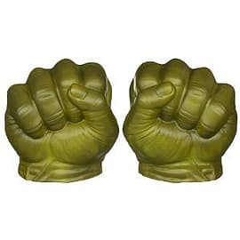 Marvel Avengers The Avengers Gamma Green Smash Fists Figurines and Sets