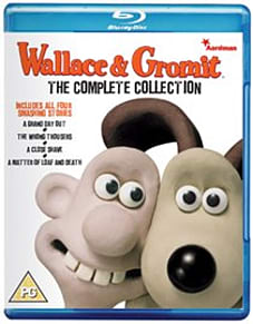 Wallace and Gromit: The Complete Collection - 20th Anniversary Blu-ray