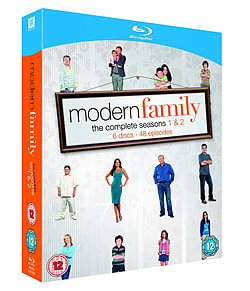 Modern Family: Seasons 1 and 2 Blu-ray
