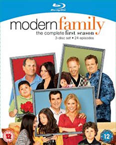 Modern Family: Complete Season 1 Blu-ray