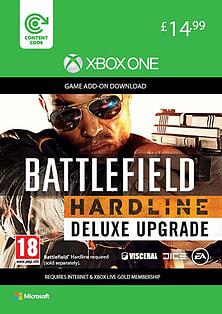 Battlefield: Hardline Deluxe Upgrade Xbox Live