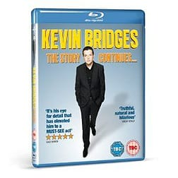 Kevin Bridges - The Story Continues Blu-ray