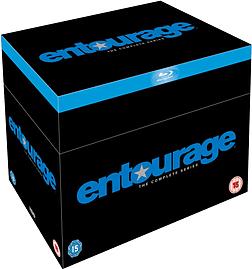 Entourage: Series 1 - 8 Complete Blu-ray