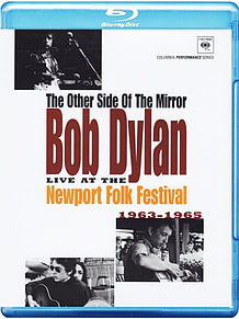 Bob Dylan: The Other Side of the Mirror - Live at the Newport... Blu-ray