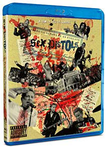 Sex Pistols: There'll Always Be an England Blu-ray
