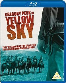 Yellow Sky Blu-ray