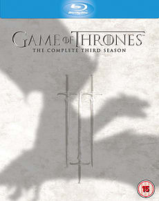 Game of Thrones - Season 3 (Includes Bonus Disc Creating The World With Visual Effects) Blu-ray