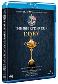 Ryder Cup: 2010 Diary and 38th Ryder Cup Official Film Blu-ray