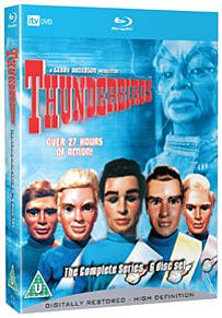 Thunderbirds: The Complete Collection Blu-ray