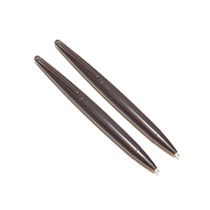 ZedLabz large big xl stylus pen for Nintendo 3DS, 2DS, DSi, DS Lite, DS & Wii U - 2 pack bronze 3DS