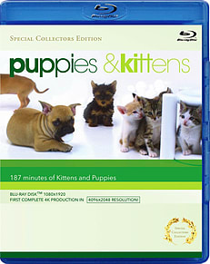 Puppies and Kittens Blu-ray