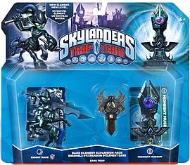 Skylanders Trap Team Dark Element Expansion Pack Skylanders