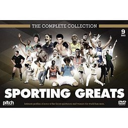 Sporting Greats - The Complete Collection DVD