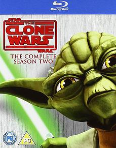 Star Wars - The Clone Wars: Season 2 Blu-ray