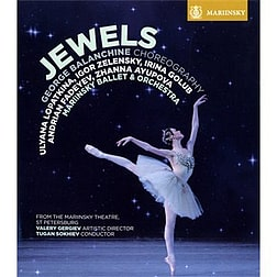 Jewels: Mariinsky Ballet Blu-ray