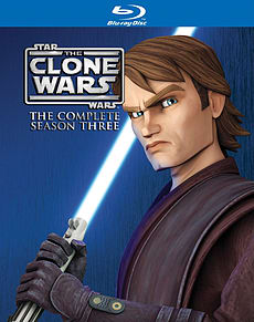 Star Wars - The Clone Wars: Season 3 Blu-ray