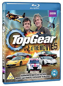 Top Gear at the Movies [Blu-ray][Region Free]:Richard Hammond, James May Blu-ray