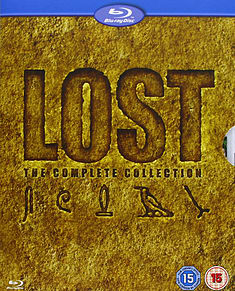 Lost: The Complete Seasons 1-6 Blu-ray