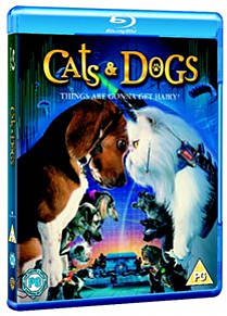 Cats and Dogs Blu-ray