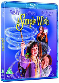 Simple Wish Blu-ray