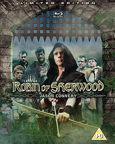 Robin of Sherwood: Jason Connery Blu-ray