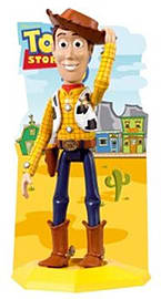 Klip Kitz - Toy Story Sheriff Woody Figurines and Sets