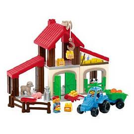 Abrick Farm Playset Figurines and Sets