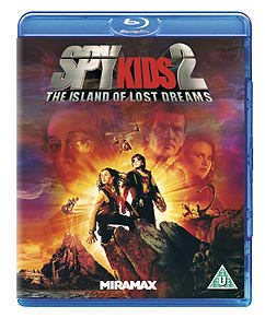 Spy Kids 2 - The Island of Lost Dreams Blu-ray