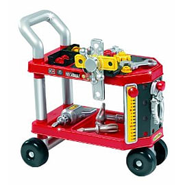 Mechanic Construction Trolley Figurines and Sets