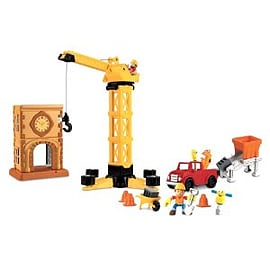 Handy Manny Construction Playset Figurines and Sets