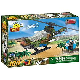 Small Army 100 Pcs Cobra Figurines and Sets