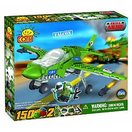 Small Army 150 Pcs Falcon Figurines and Sets