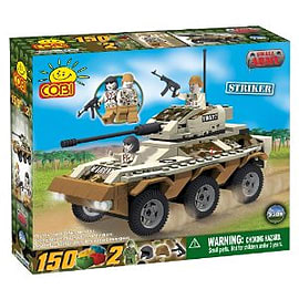 Small Army 150 Pcs Striker Figurines and Sets