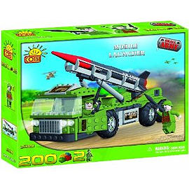 Small Army 200 Pcs Moblie Launcher Figurines and Sets