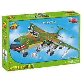 Small Army 250 Pcs Aircraft Phantom Figurines and Sets