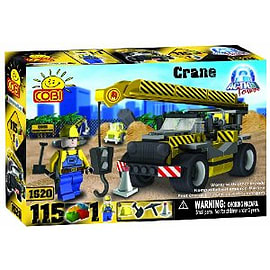 Action Town 115 Pcs Crane Figurines and Sets