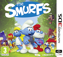 The Smurfs Nintendo 3DS