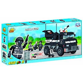 Action Town 450 Pcs SWAT Team Figurines and Sets