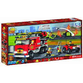 Action Town 500 Rescue Brigade Figurines and Sets