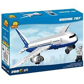 Boeing 767 260 Pcs Figurines and Sets