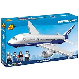 Boeing 787 700 Pcs Figurines and Sets