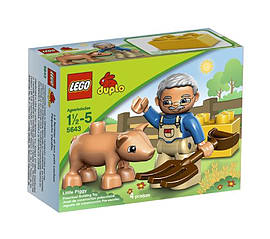 Lego Duplo: Little Piggy Figurines and Sets