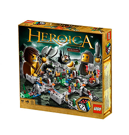 Lego Heroica: Castle Fortaan Blocks and Bricks