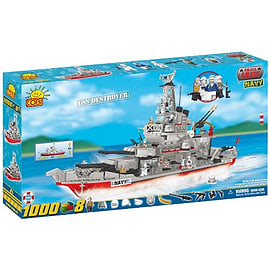 Small Army 1000 Pcs Armoured Ship Figurines and Sets
