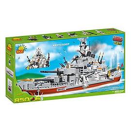 Cobi Small Army 850 Pcs Ship Figurines and Sets