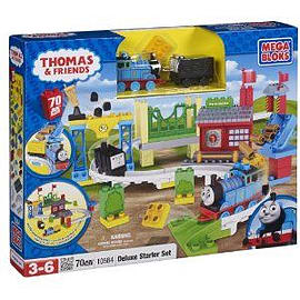 Thomas Deluxe Starter Set Figurines and Sets